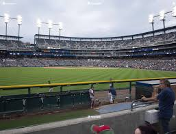 Comerica Park Seating Chart Erica Park Section 102 Seat Views