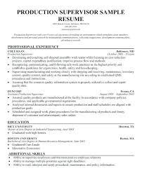 sample resume supervisor position example of exemplification essay examples of exemplification essay