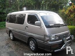TOYOTA HIACE SUPER CUSTOM 3.0D! 1KZ EFI TURBO DIESEL! for Sale in ...