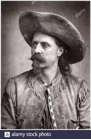 William Frederick Buffalo Bill Cody Stockfotos und -bilder Kaufen - Alamy