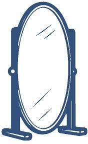 mirror clipart black and white. bathroom mirror cliparts #2776642 clipart black and white