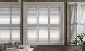 wooden shutter blinds. Interesting Blinds New Forest White Thumbnail Image Inside Wooden Shutter Blinds