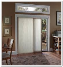 good glass door blind innovative sliding with for patio in design decorating inside insert home depot to go lowe curtain