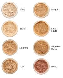 Sheer Cover Mineral Foundation Color Chart How To Choose A Mineral Makeup Shade Makeupview Co