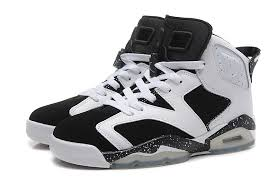 jordan shoes for girls 2014 black and white. air jordan 6 (vi) retro oreo white black speckle for sale online-7 shoes girls 2014 and r