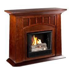 image of jensen fireplace gel fuel
