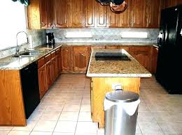 new gold granite traditional kitchen venetian countertops backsplash with