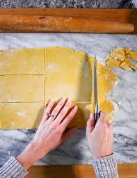 gluten free lasagna sheets or cut pasta