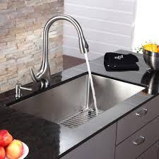 motion sensor faucet. Touch Sink Faucet Motion Sensor 2 Handle Kitchen Hands Free Water