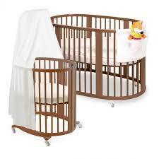 Round Baby Cribs