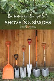 shovels and spades