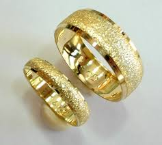 Gold Wedding Rings Pictures