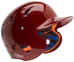 Schutt Air 5 6 Fitted Baseball Batting Helmet