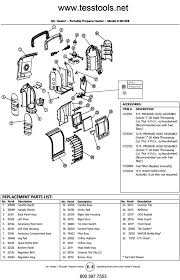 mr heater mh12b parts parts list