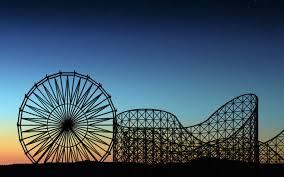 ferris wheel logo. ferris wheel logo