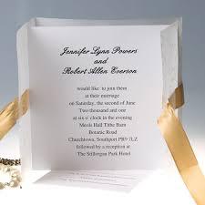 elegant gold ribbon gate fold wedding invitations ewri005 as low Make Gatefold Wedding Invitations diy simple but elegant gate fold wedding invitation with gold ribbon ewri005 diy gatefold wedding invitations