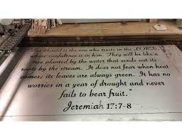 metal scripture wall decor iron blog