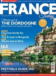 France Today Uk 12 Month Subscription 6000000033888 Booktopia