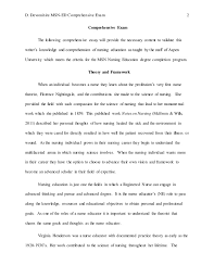 comprehensive essay co comprehensive essay
