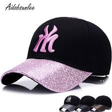 Baseball Cap Snapback Cotton Unisex Men Women Sun Chart Adjustable Cap Casquette Sport Mens Bone Ny Hat Ny Embroidered Snapback Caps Fitted Hats