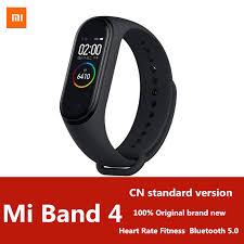 <b>Xiaomi Mi Band 4 Smart</b> Bracelet AMOLED Screen Miband 4 ...
