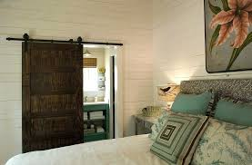 barn door bedroom perfect style for the cool rustic design our town plans lock sliding doors bedrooms