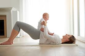 women can maintain their fitness after