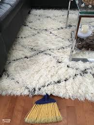incredible wool carpet stain remover cleaning trick cleaning