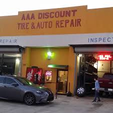 amp; Auto Tires Shop Aaa In Garland - Discount Tx Repair