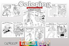 In the movie the amazing spiderman. Spider Boy Coloring Pages Activity Book By Magianrainbow On Zibbet