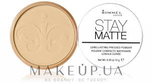 Rimmel <b>Stay Matte</b> * - УЦЕНКА Матирующая <b>пудра</b>: купить по ...