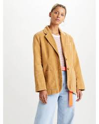 Check Out Deals on <b>Levi's Autumn Blazer</b> - Women's M