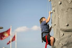 tips for building a kids climbing wall