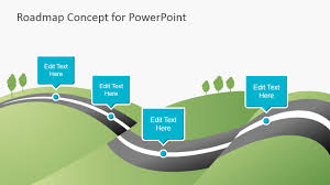Roadmap Powerpoint Template Creative Roadmap Concept PowerPoint Template SlideModel 1