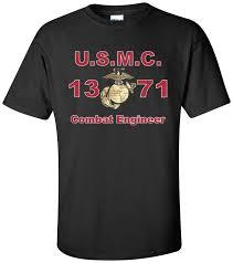 United States Marine Corps Mos 1371 Combat Engineer Apparel