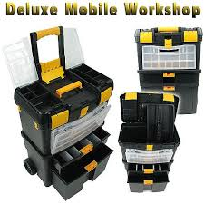 walmart tool box. fatmax rolling tool box | stalwart deluxe mobile workshop and toolbox walmart t