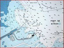Nautical Chart Numbers Nautical Chart Wikipedia