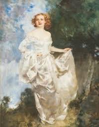 Howard Chandler Christy Dorothy Barton Canvas Print 16 x 20 #4117 | eBay