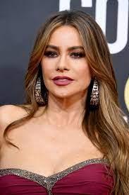 Sofia Vergara at the 2020 Golden Globes ...