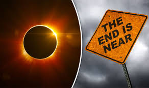 Image result for THE END IS NEAR