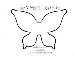 Template For Fairy Wings Barca Fontanacountryinn Com