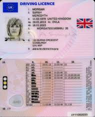 In The United Wikipedia Kingdom Licence - Driving