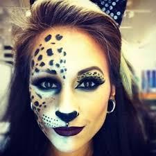 makeup leopard photo 3