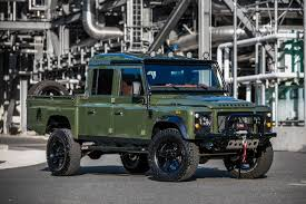 land rover defender 2017. land rover defender the huntress by ecd 2017