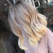Hairstyles Medium Blonde Highlights Awesome Mid Length Images On