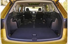 Suv Cargo Space Chart 21 Suvs With The Most Cargo Space In 2019 U S News