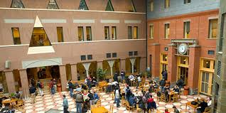 meet the cornell johnson mba class of page of  the johnson atrium