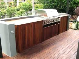 wonderful decoration outdoor kitchen cabinets incredible cabinet plans wood frame vs metal backyard by
