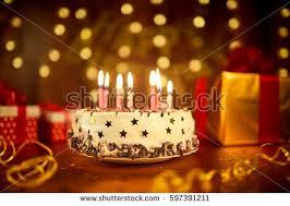 Birthday Cake Stock Royalty Free & Vectors