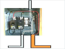 square d service entrance panel main electrical panel box diagram related post